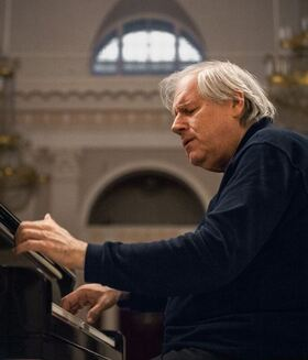 Bild: Grigory Sokolov - Meisterkonzert Würzburg