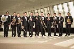 Weihnachten mit German Brass - Meisterkonzert Würzburg