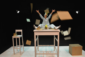 Bild: Weissnich - La Senty Menti Theater (4 - 6 Jahre)