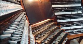 Bild: Orgelmusik im Advent (45 Minuten)
