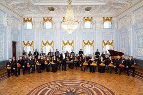 Bild: Im Zeichen der Freundschaft - Staatliches Russisches Volksorchester Nischni Nowgorod