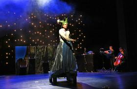 Bild: Eine kleine Zauberflöte - Theater Pforzheim (6 - 10 Jahre)