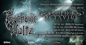 PSYCHOTIC WALTZ  + Special Guest: Ghost Ship Octavius
