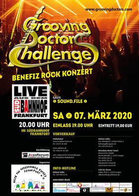 Grooving Doctors - Challenge - Benefiz Rock Konzert