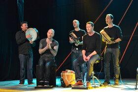 Bild: Okzitanische  Polyphonie (Quintett) Frankreich