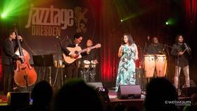 Bild: HABANA TRADICIONAL - Cuba Percussion & Friends feat. Yaremi de las Mercedes Kordos