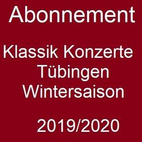 Bild: ABONNEMENT Klassik Konzerte Tübingen