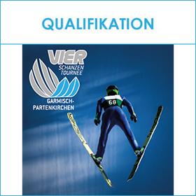 Bild: Qualifikation - Neujahrsskispringen