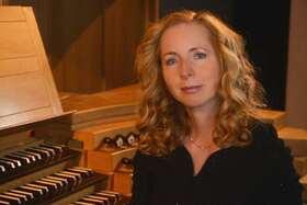 Bild: Orgelkonzert: Clara & Cäcilia - Kerstin Wolf (Hamburg) spielt festliche Orgelmusik zum Cäcilientag