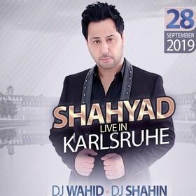 Bild: SHAHYAD - Live in Karlsruhe