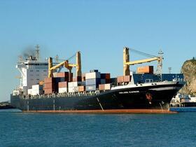 Bild: Als Passagier auf Frachtschiffen