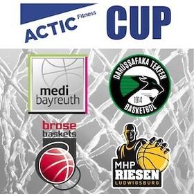 Bild: Kombiticket ACTIC Cup 14.09.2018 & 15.09.2019