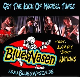"die BluesNasen feat. Larry ""Doc"" Watkins - Bluesnight"