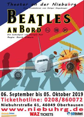 Bild: Beatles an Bord