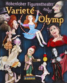 Bild: Varieté Olymp - Marionetten-Theater nur für Erwachsene