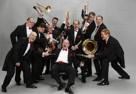 Bild: Neujahrskonzert mit der Brass Band Berlin - NeujahrsSpass mit Klassik- und SwingHits