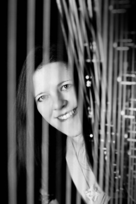 Bild: KaffeeKonzert mit Flöte & Harfe - Marion Ludwig (Flöte), Barbara Fichtner (Harfe), Sirka Schwartz-Uppendieck (Klavier), Michael Herrschel (Erzähler)