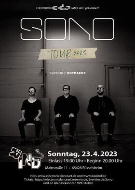 Bild: SONO - 21 Years