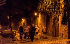 Bild: Romantischer Abendspaziergang mit Harzer Gaumenfreuden
