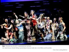 Bild: Hair - Rock-Musical
