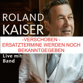 Bild: Roland Kaiser - Open Air 2020| 2021 - Live mit Band