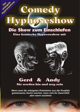 Bild: Hypnoseshow - Die Show zum Einschlafen