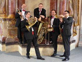 Bild: Brasspur: Mozart on Parade
