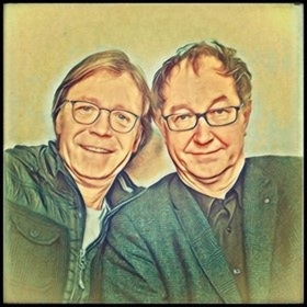 Bild: Gekonnte Missverständnisse 36+36 - Jürgen Haase und Peter Kube
