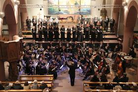 """Bild: Chor- und Orchesterkonzert - """"Nordic Jazz"""""""