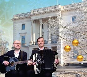 Bild: Weihnachten im Weißen Haus -