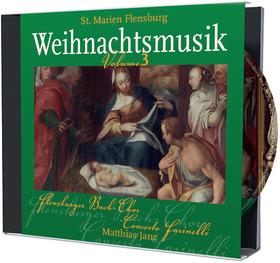 Bild: Weihnachtskonzerte des Flensburger Bach-Chores - Konzert I