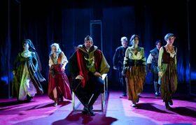 Bild: Die Wanderhure - Schauspiel von Gerold Theobalt nach dem Bestseller von Iny Lorentz