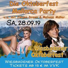 Bild: Die Oktoberfest Mallorca Party