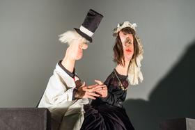 Bild: Lange Figurentheater-Nacht: Der Freischütz und Der Fußmord