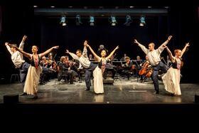 Bild: Neujahrskonzert 2020 - Sorbisches National-Ensemble