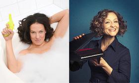 Bild: Doppelpack - Musikkabarett x 2 mit Stefanie Kerker und Anne Folger