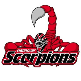 Bild: Wohnbau Moskitos Essen - Hannover Scorpions