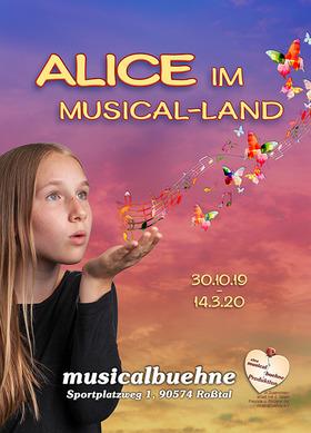 Bild: Alice im Musical-Land - Premiere