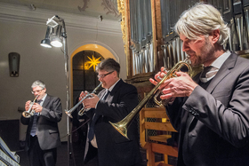 Bild: Festliches Konzert zum Jahresschluss - Im Glanz von Trompeten, Pauken und Orgel