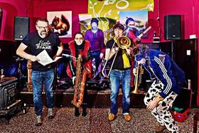 Bild: Jazzfestival 2019 // Das kleine Festivalticket // KONS-Bigband Rat Pack // Plankton // Matchtape feat. Joo Kraus