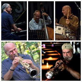 Bild: Jazzfestival 2019 // Liebman/Brecker/Copland Quintet featuring Drew Gress and Joey Baron