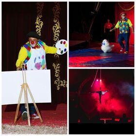 Bild: Sömmerda-Circus Festival - Premiere
