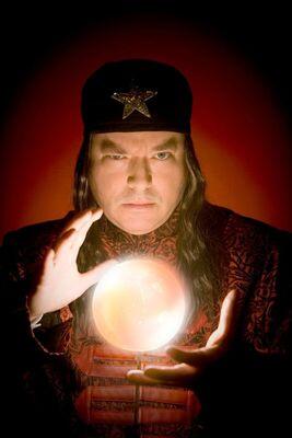 Bild: Theater Die Bühne - Der Zauberweltmeister Pius Maria Cüppers kommt nach Roth