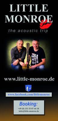 Bild: Little Monroe - The Accoustic Trip