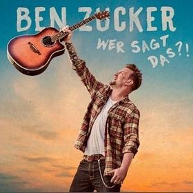 Ben Zucker mit Band live 2019