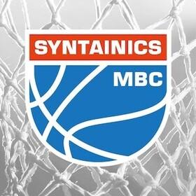 Bild: medi bayreuth vs. SYNTAINICS MBC