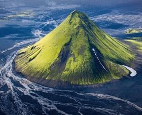 Bild: Island & Grönland in 3 D - Naturparadiese des Nordens