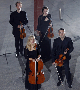Bild: Streichquartette von Mendelssohn & Beethoven