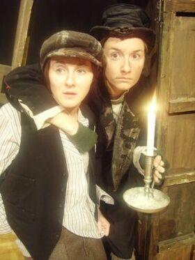 Bild: Tom Sawyer - TNT Theatre Britain