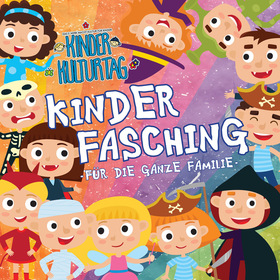 Tickets - Karten Kinderfasching
